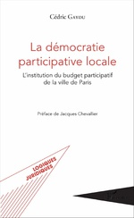 Le budget participatif de Paris, vous connaissez ?