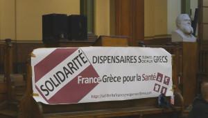 Solidarité avec de dispensaires sociaux solidaires : meeting du 29 septembre