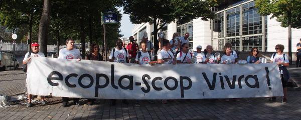 Ecopla : les salariés exigent l'intervention du gouvernement