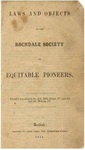 Les pionniers équitables de Rochdale