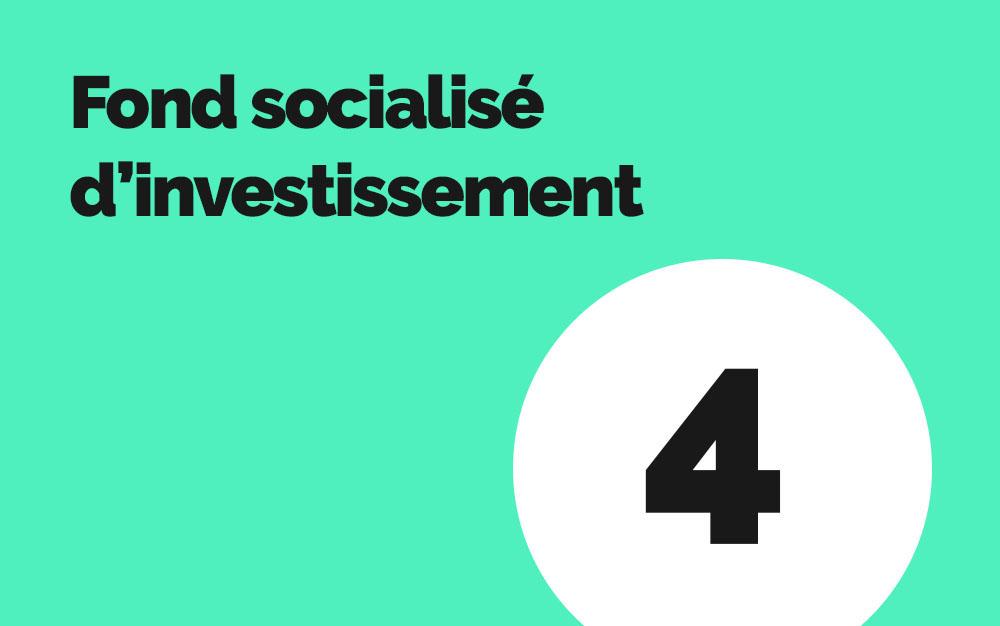 Le FSI: un fonds et un instrument budgétaire