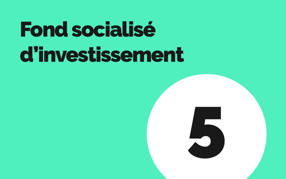 Délibération démocratique sur l'orientation des investissements