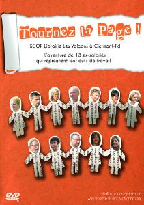 Tournez la page ! Un film sur la Scop librairie Les Volcans à Clermont-Ferrand