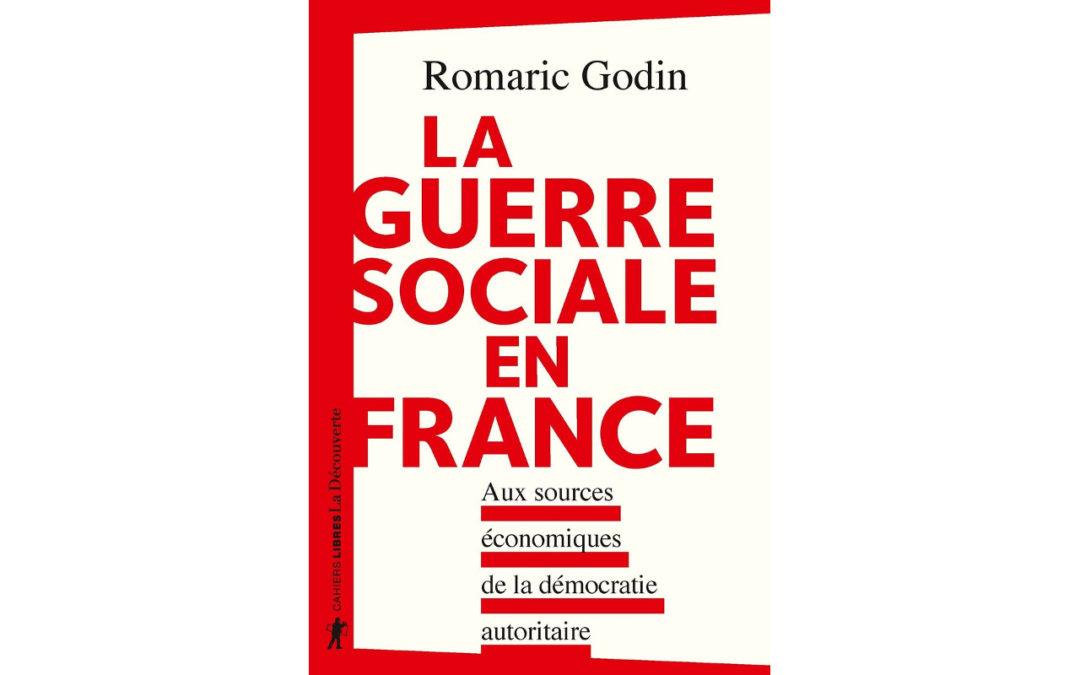 Romaric Godin: L'autoritarisme du néolibéralisme à la française